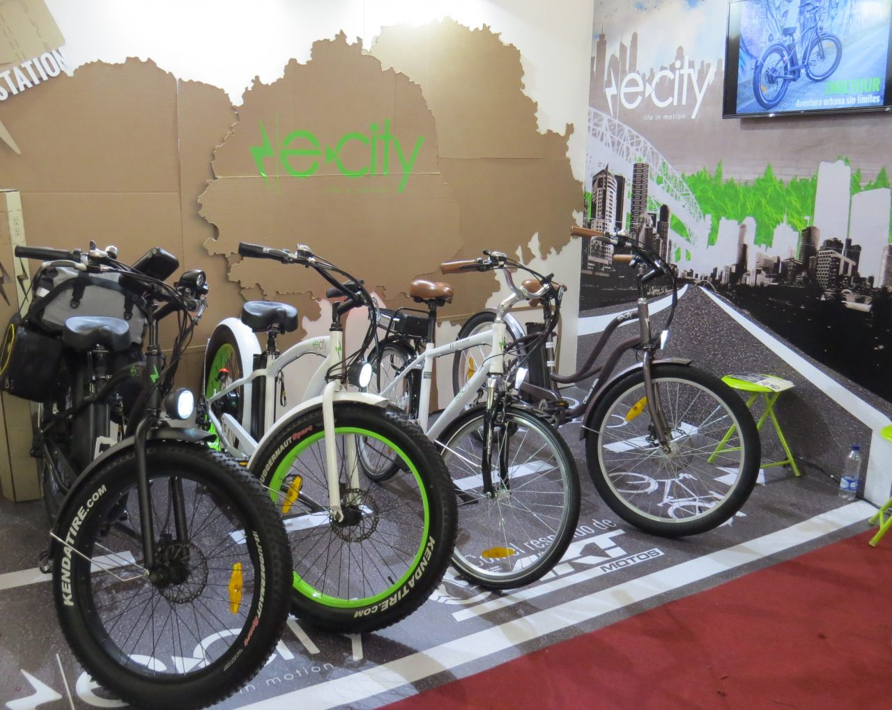 Photo of e-city, las bicicletas eléctricas de AKT