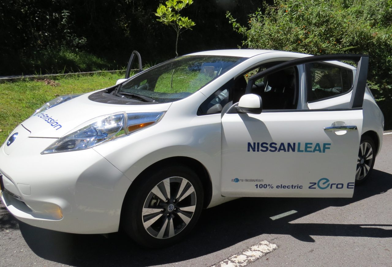 Photo of Prueba al Nissan Leaf en Colombia