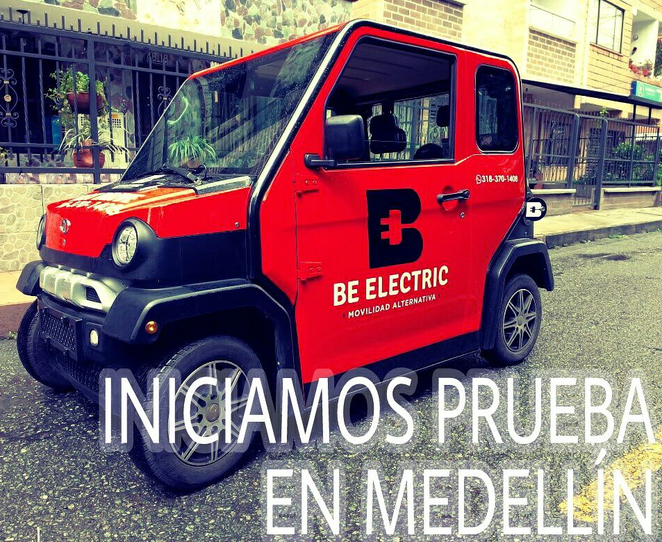 Photo of Prueba al cuadriciclo Chok S de Be Electric – Parte I