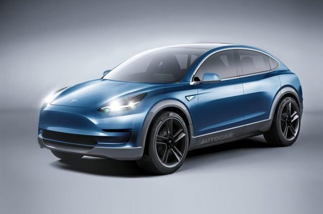 Photo of Primera imagen del Tesla Model Y