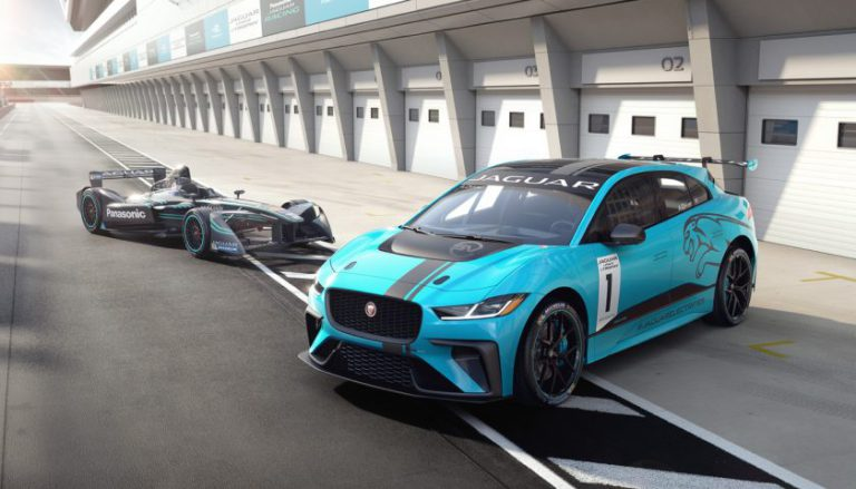 Photo of En 2018 nacerá una monomarca electrica: Jaguar E-Trophy