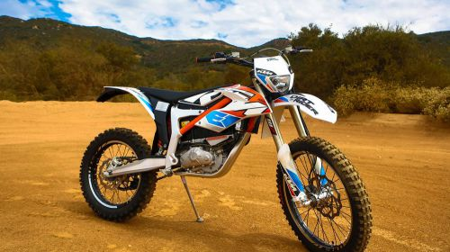 Photo of La nueva KTM Freeride E-XC, otra moto eléctrica de enduro