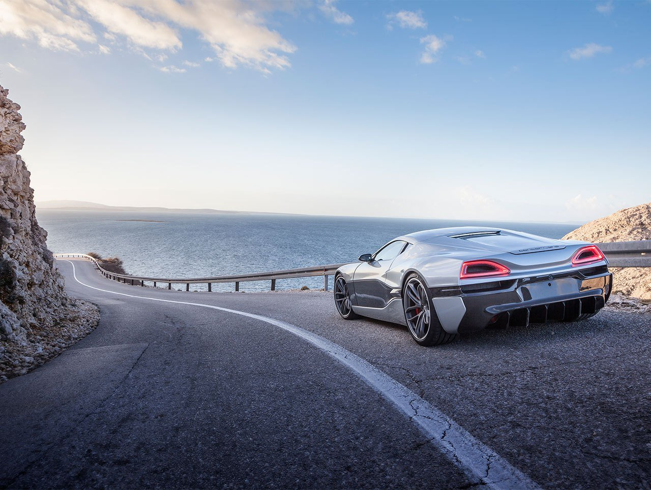 Photo of Rimac Concept One, un deportivo eléctrico de 1.200 hp