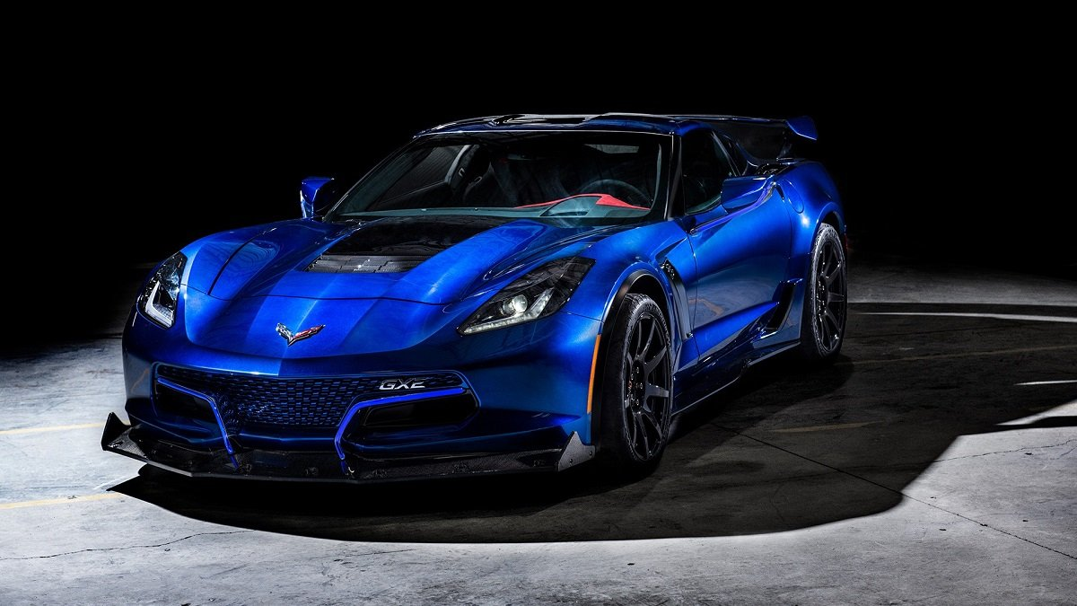 Genovation Corvette C7
