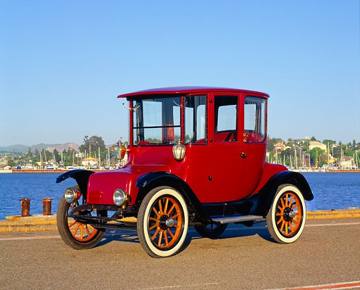 Photo of Un automóvil eléctrico modelo 1907: Detroit Electric