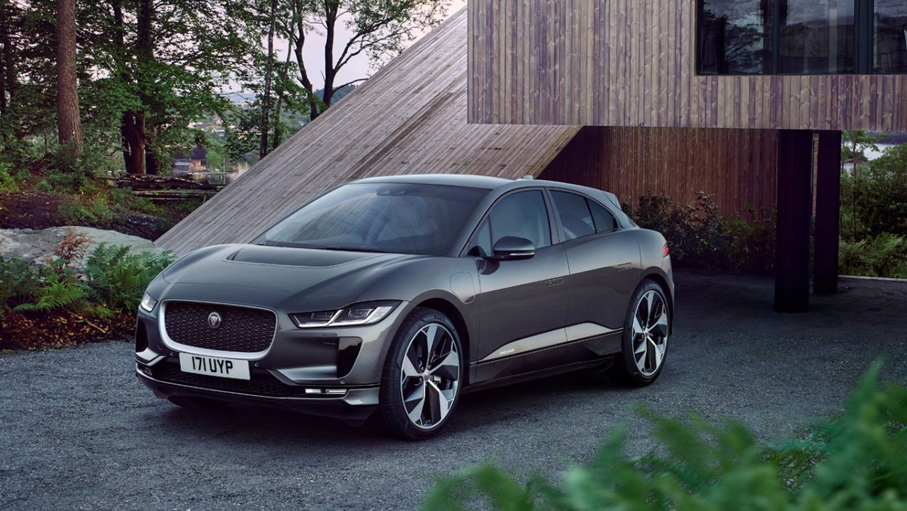 Photo of Jaguar I-Pace, llegó competencia para Tesla