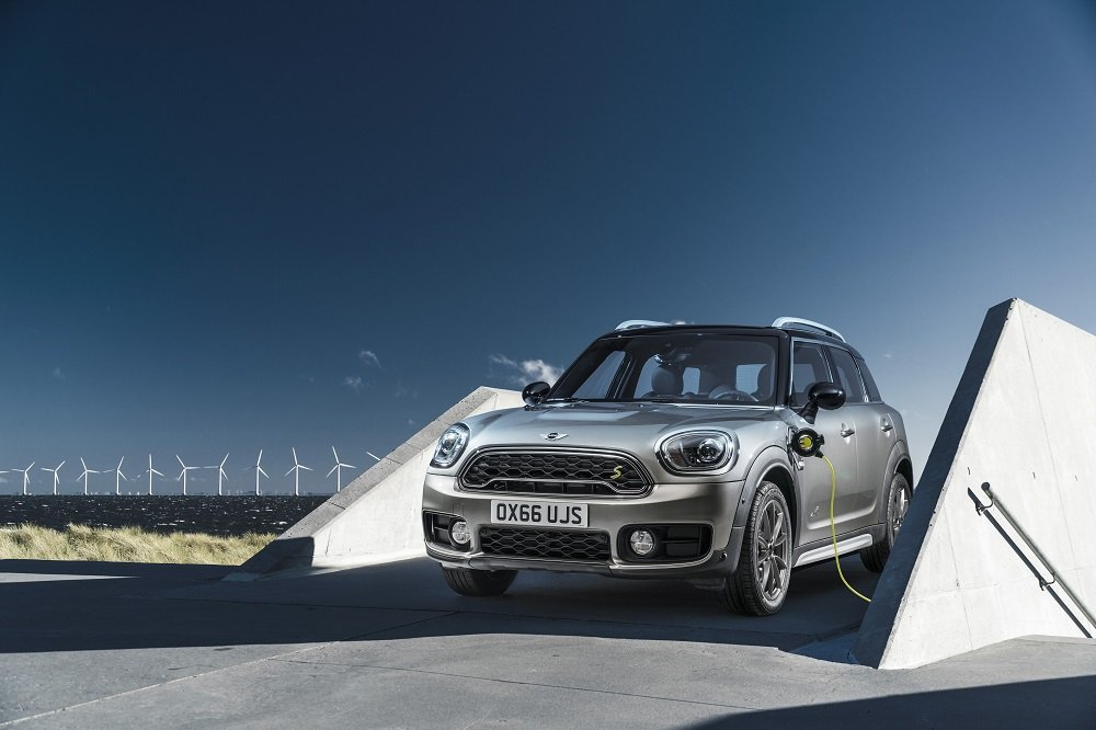 Photo of MINI confirmó el Countryman eléctrico y su producción en China