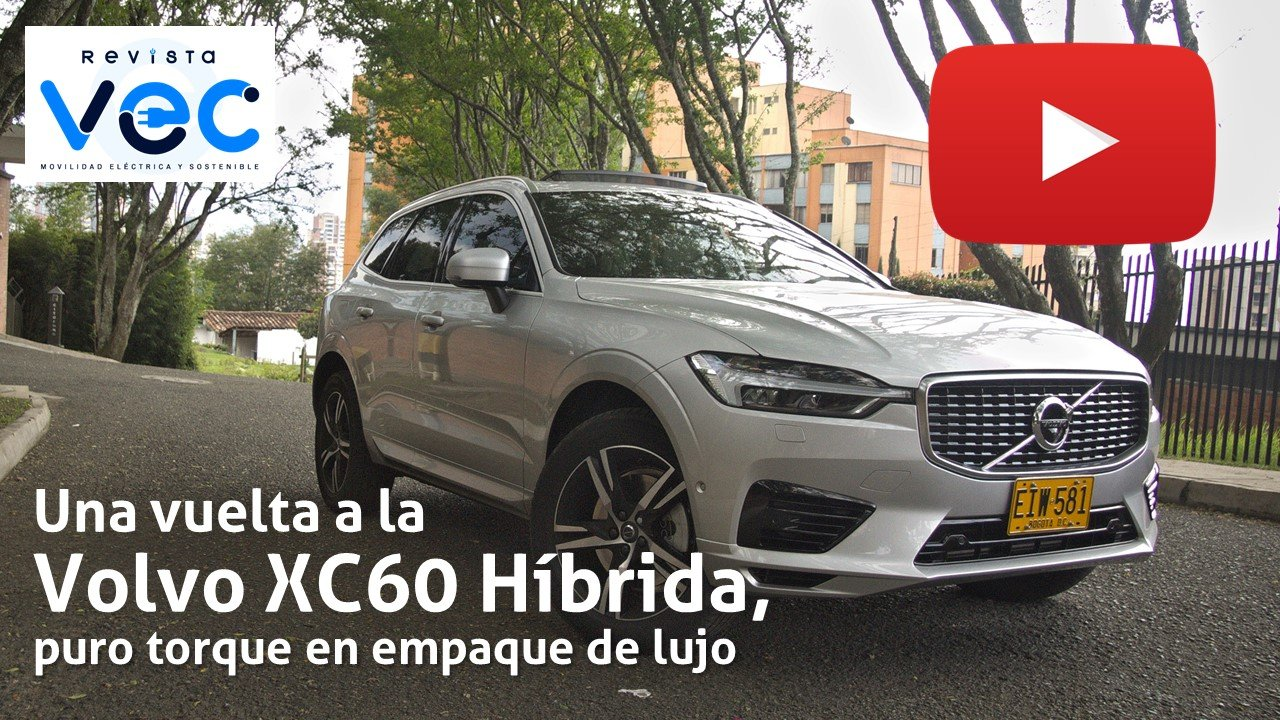 Photo of #Video: Una vuelta a la Volvo XC 60 Híbrida, puro torque en empaque de lujo