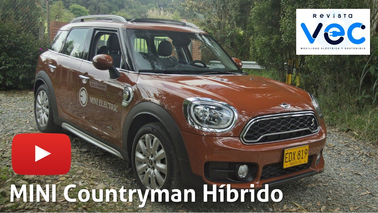Photo of #Prueba: Countryman S E híbrido, el primer intento eléctrico de MINI