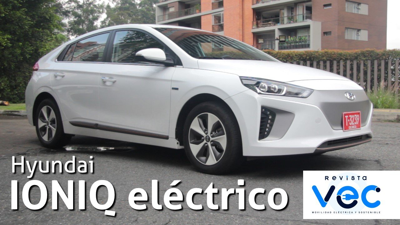 Photo of #Video: Hyundai IONIQ eléctrico, otra alternativa que llega a Colombia