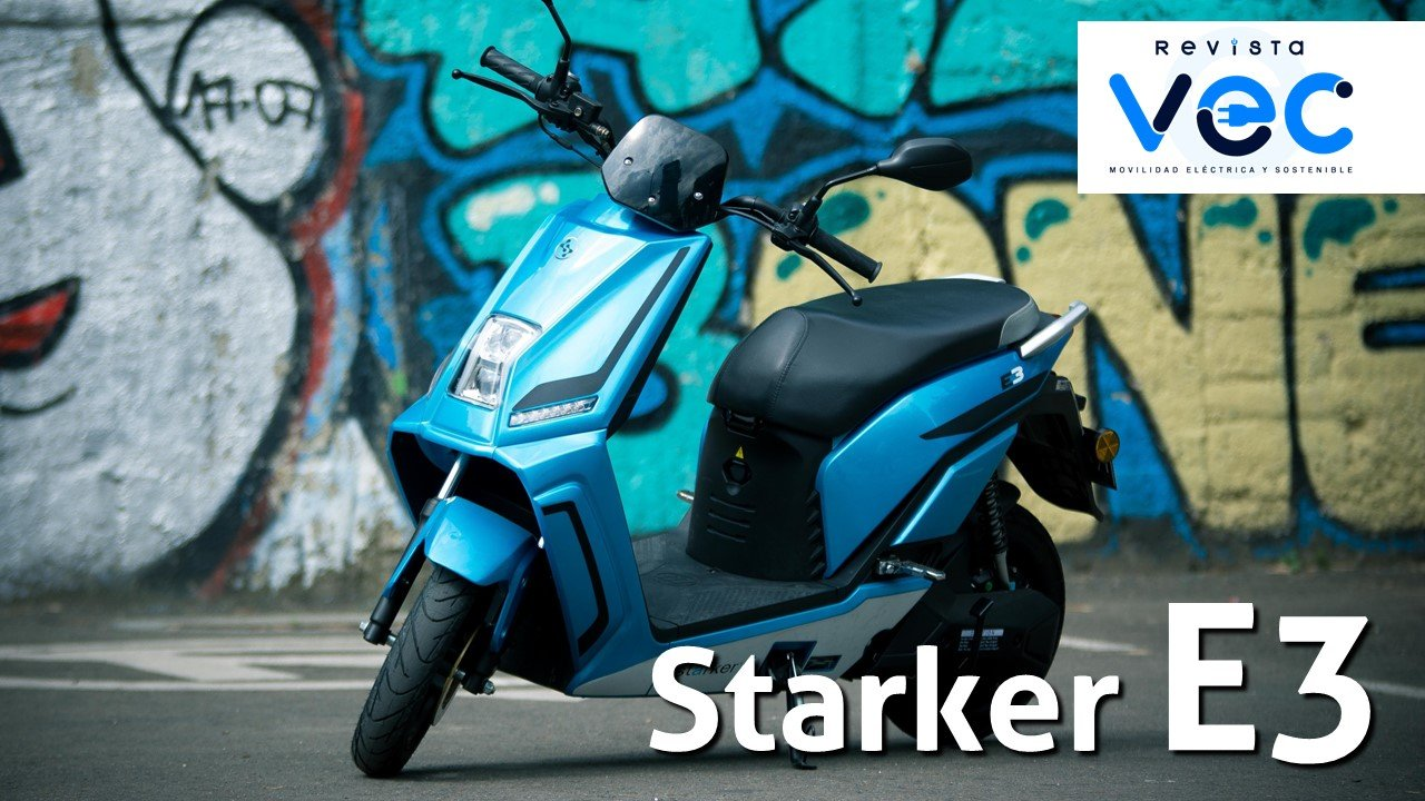 Photo of Starker E3, la segunda generación de motos eléctricas en Colombia