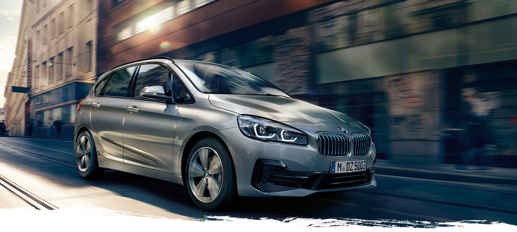 Photo of Una camioneta híbrida con alma de deportivo, BMW 225Xe