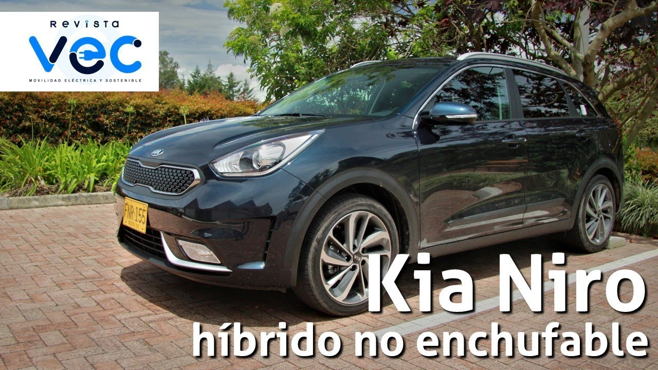 Photo of Kia Niro híbrido no enchufable, menos gasolina, menos emisiones