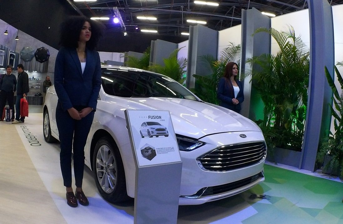 Photo of Ford Colombia estudia lanzar el Fusion híbrido en Colombia, o tal vez no