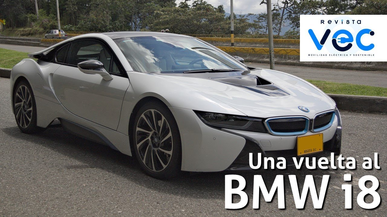 Photo of #Video: BMW i8 en Colombia, una vuelta en este deportivo híbrido