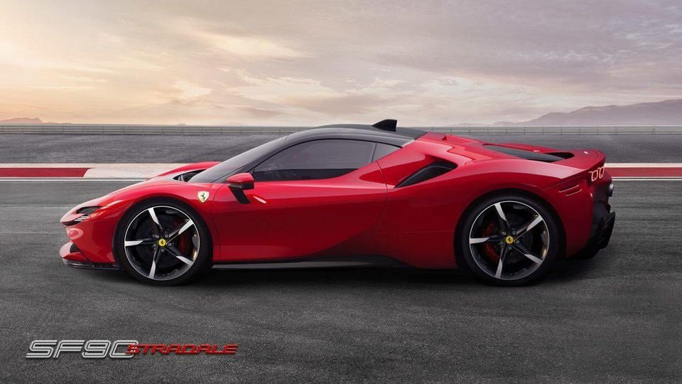 Photo of Un Ferrari híbrido de 986 hp: el SF90 Stradale