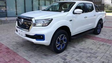 Photo of ¿Nissan Frontier eléctrica? No, es la Dongfeng Rich EV, basada en la famosa pick up japonesa