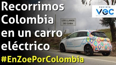Photo of Un carro eléctrico recorrió Colombia, #EnZoePorColomba 2019