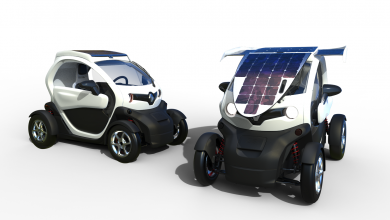 Photo of Un sistema de carga solar creado en Colombia ganó el Twizy Contest 2020
